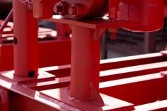 Блок глушения БГ 65х35 на подъемной раме