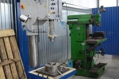 Сверлильный станок 2Т150 и фрезерный станок ВМ127