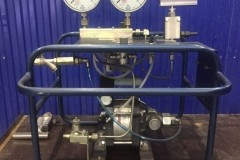 Гидравлическая станция до 105 МПа