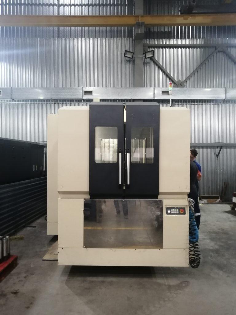 Горизонтально-фрезерный обрабатывающий центр  Модель H5ХР